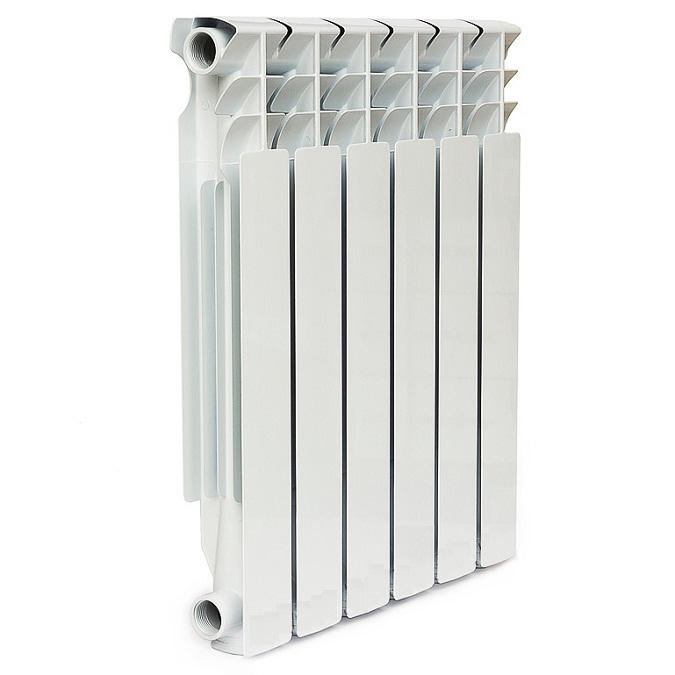 Алюминиевый радиатор STI